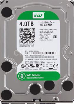 Жесткий диск WD Caviar Green 4 Tb с низким тепловыделением