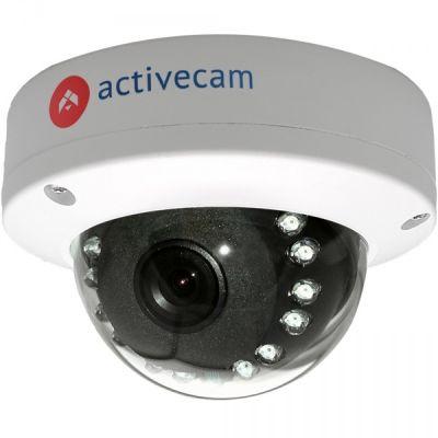 ActiveCam AC-D3111IR1 миниатюрная купольная вандалозащищенная 1,3Мп IP-камера
