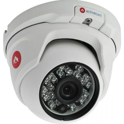Trassir TR-D8111IR2 3.6 (ActiveCam AC-D8111IR2 3.6) компактная вандалозащищенная 1.3Мп IP-камера