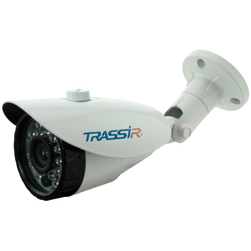 Trassir TR-D2B5-noPOE (TR-D2111IR3 замена) уличная 2Мп IP-камера