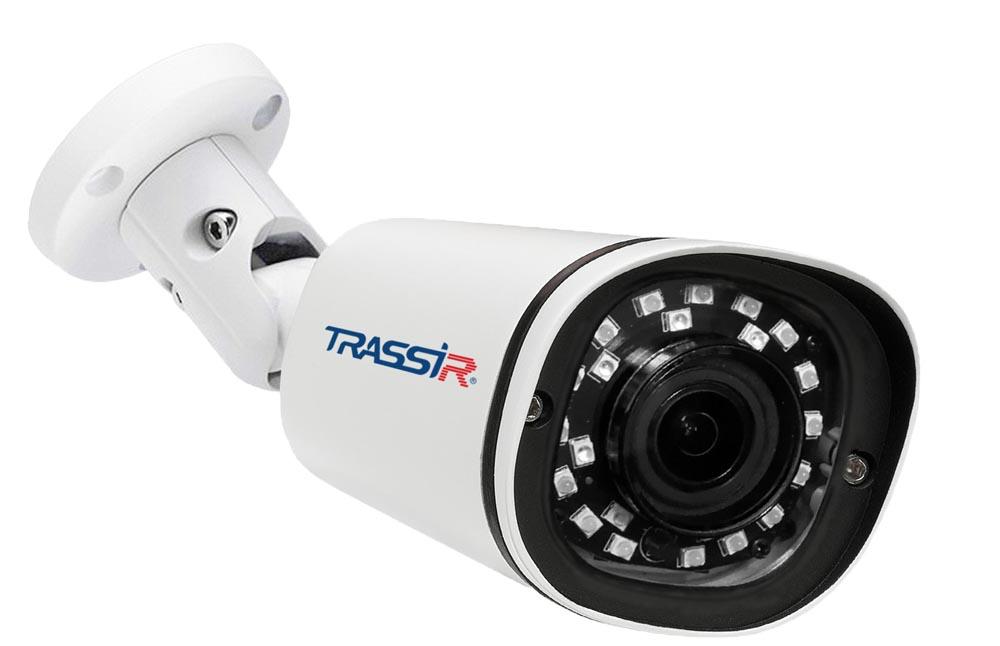Trassir TR-D2121IR3 v4 3.6 уличная 2Мп IP-камера
