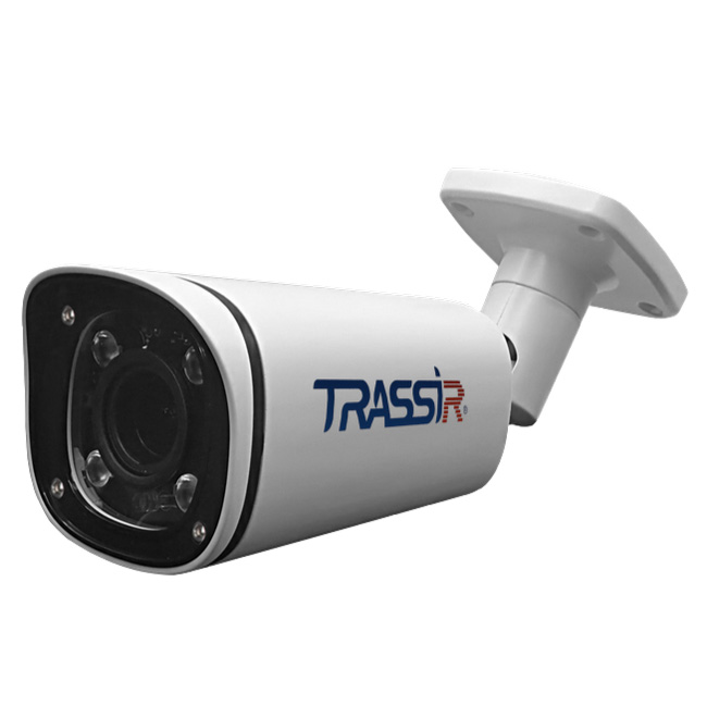 Trassir TR-D2123IR6 v4 уличная вариофокальная 2Мп IP-камера