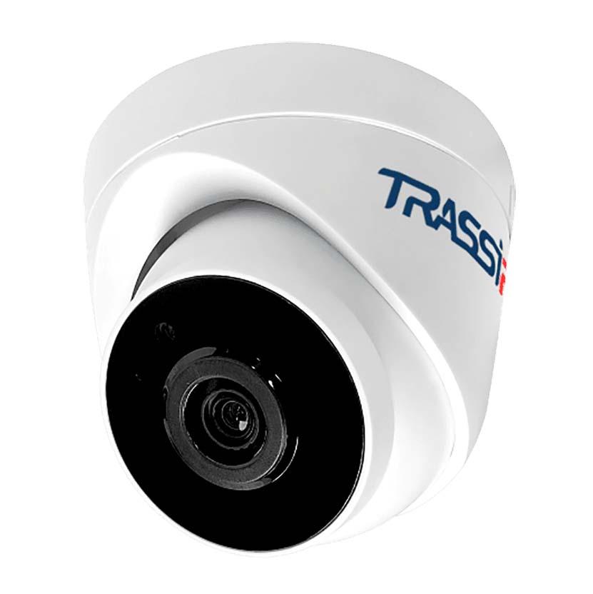 Trassir TR-D2S1-noPOE 3.6 сферическая 2Мп IP-камера