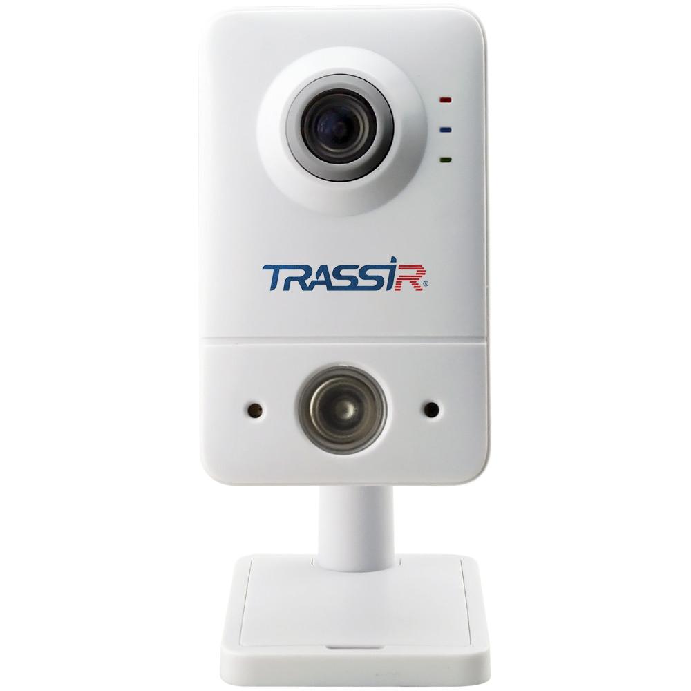 Trassir TR-D7111IR1W (ActiveCam AC-D7111IR1W) Wi-Fi компактная 1,3Мп IP-камера