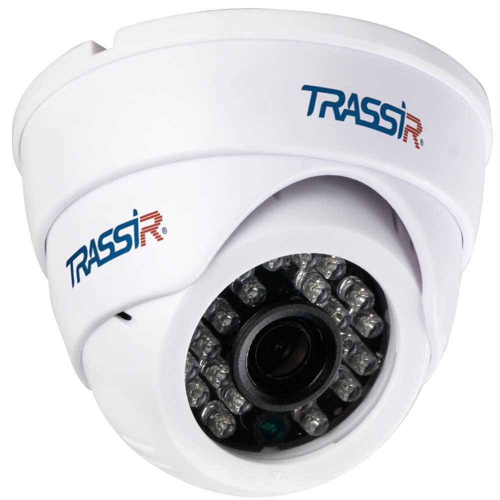 Trassir TR-D8111IR2W (ActiveCam AC-D8111IR2W) Wi-Fi сферическая 1,3Мп IP-камера
