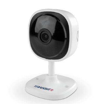 Trassir TR-W2C1 компактная Wi-Fi 2Мп IP-камера