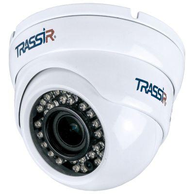 Trassir  вандалозащищенная 4Мп IP-камера