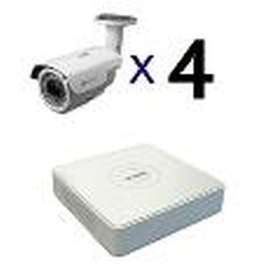 Безопасник AC TA 4-1 Комплект видеонаблюдения 1Мпикс