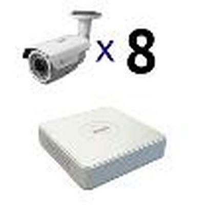 Безопасник AC ТA 8-2 Комплект видеонаблюдения 2Мпикс