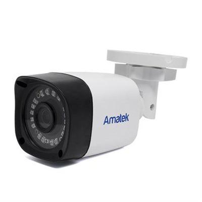 Amatek AC-HSP202 (2,8) уличная 2Мп мультиформатная камера