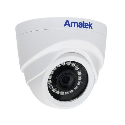 Amatek AC-HD202 (3,6) сферическая 2Мп мультиформатная камера