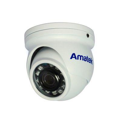 Amatek AC-HDV201  (2,8) сферическая 2Мп мультиформатная камера