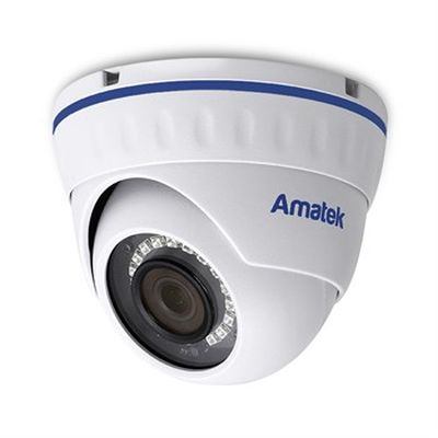 Amatek AC-IDV202 (2,8) сферическая вандалозащищенная 3Мп IP-камера