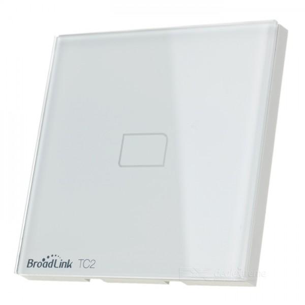 Broadlink TC2 Сенсорный выключатель на 1 зону Wall Light Switch 1-Gang
