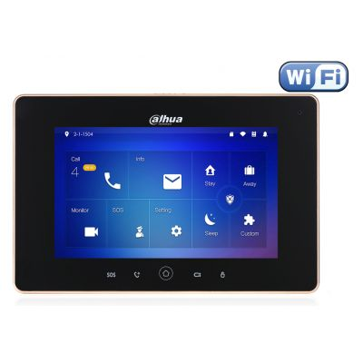 Dahua VTH5221D 7-ми дюймовый Wi-Fi IP видеодомофон