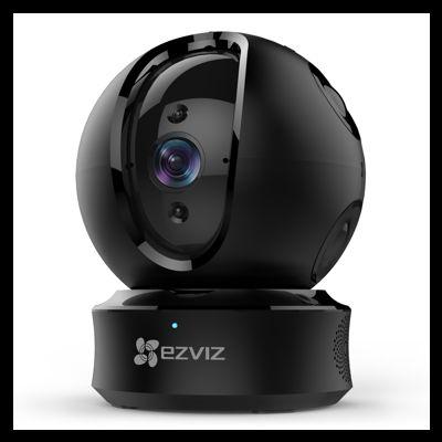 EZVIZ C6C CS-CV246-B0-1C1WFR черная моторизированная Wi-Fi IP камера
