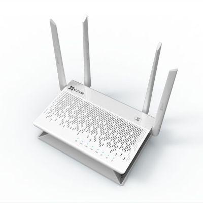 EZVIZ Vault Plus CS-X3C-8E 8 канальный Wi-Fi роутер и IP-видеорегистратор