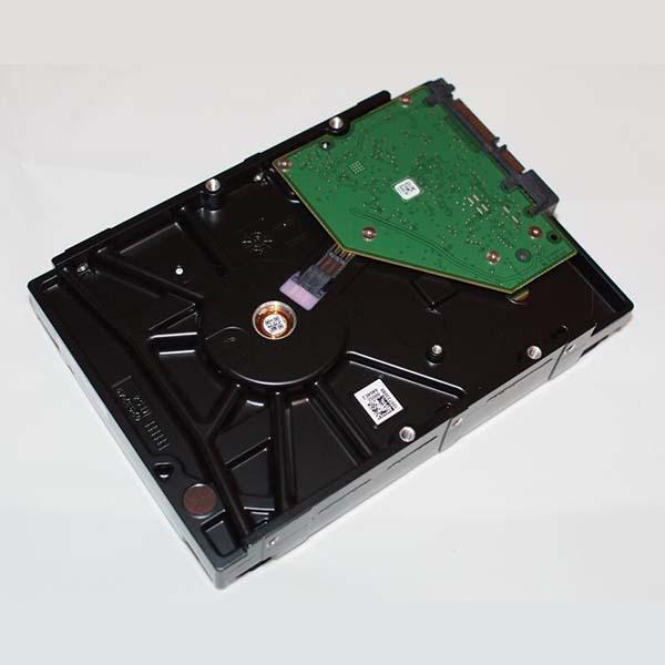 Жесткий диск WD Blue (или Seagate) 4 Tb с низким тепловыделением