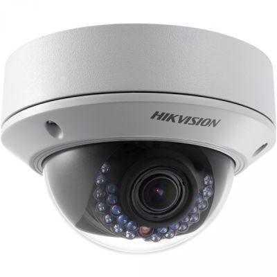 Hikvision DS-2CD2722F-IS купольная вандалозащищенная 2Мп IP-камера