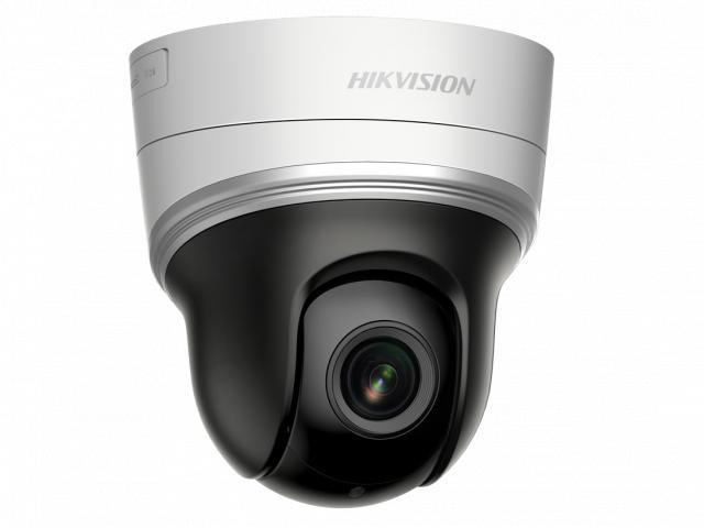 Hikvision DS-2DE2204IW-DE3/W купольная поворотная 2Мп IP-камера