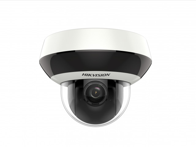 Hikvision DS-2DE1A400IW-DE3 (2.8mm) купольная поворотная 4Мп IP-камера