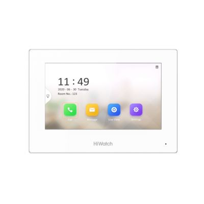 HiWatch DS-D100IMWF монитор IP видеодомофона