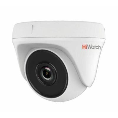 HiWatch DS-T133 (2.8 mm) сферическая 1Мп HDTVI камера