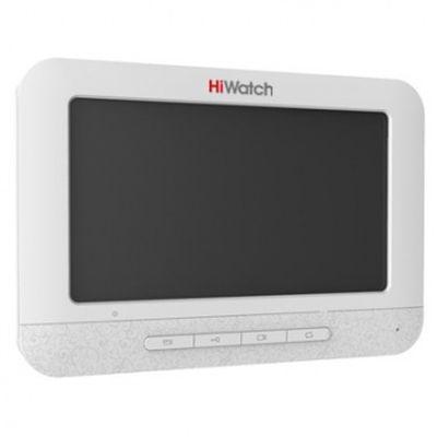HiWatch DS-D100M видеопанель домофона 7