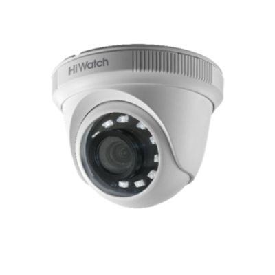 HiWatch HDC-T020-P (2.8mm) сферическая 2 Мп HDTVI-камера