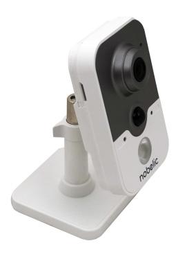 Nobelic NBLC-1210F-WMSD/P Ivideon 2Мп Wi-Fi компактная IP камера