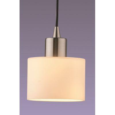 Odeon Light 1342/W Подвес Цвет: матовый никель/белый