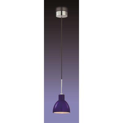 Odeon Light 2161/1 Подвес Цвет: никель/синий