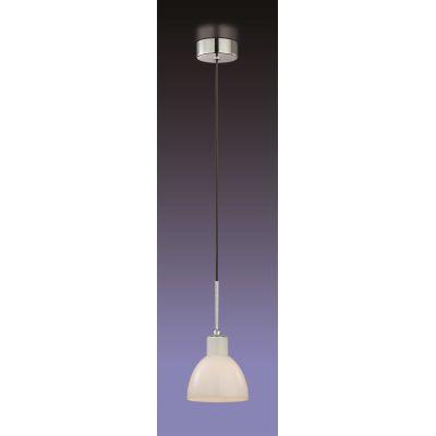 Odeon Light 2164/1 Подвес Цвет: никель/белый