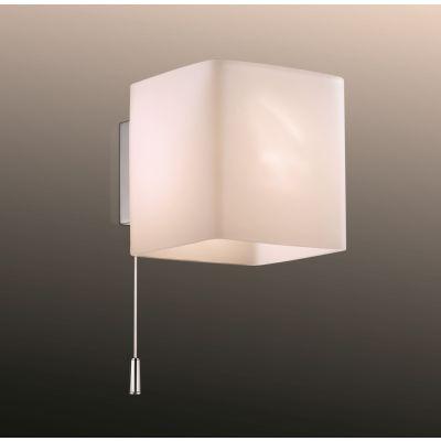 Odeon Light 2183/1W Настенный светильник с выключателем Цвет: хром
