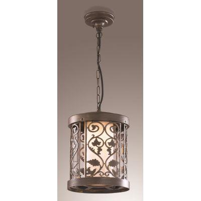 Odeon Light 2286/1 Уличный светильник-подвес Цвет: коричневая патина