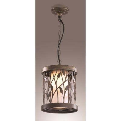 Odeon Light 2287/1 Уличный светильник-подвес Цвет: коричневая патина