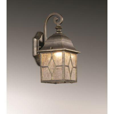 Odeon Light 2309/1W Уличный настенный светильник Цвет: бронза
