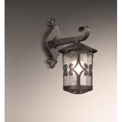 Odeon Light 2311/1W Уличный настенный светильник Цвет: коричневый