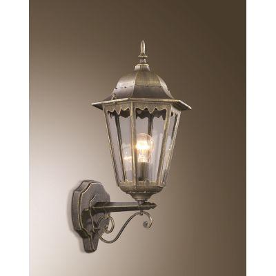 Odeon Light 2319/1W Уличный настенный светильник Цвет: бронза
