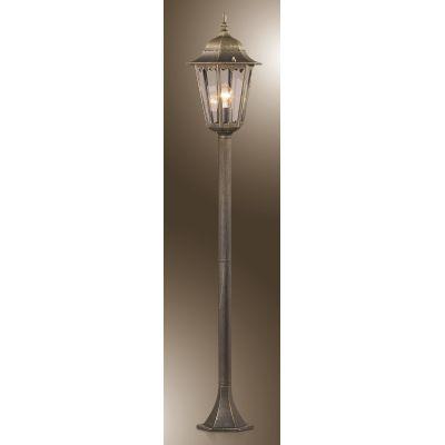 Odeon Light 2322/1F Уличный светильник, высота 150 см Цвет: бронза