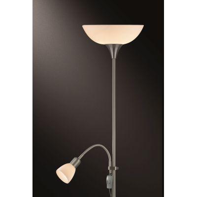 Odeon Light 2711/F Торшер Цвет: матовый никель