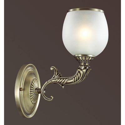 Odeon Light 3223/1W Бра Цвет: состаренная бронза