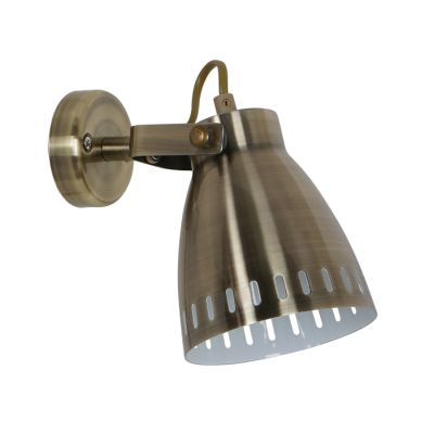 Odeon Light 3336/1W Подсветка с выключателем Цвет: бронза