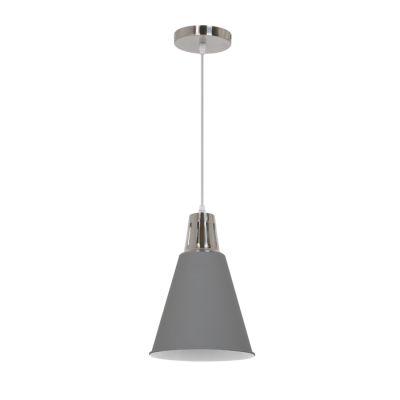 Odeon Light 3348/1 Подвес Цвет: серый, хром