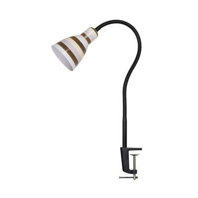 Odeon Light 3371/1T Настольная лампа Цвет: цветная полоска, белый