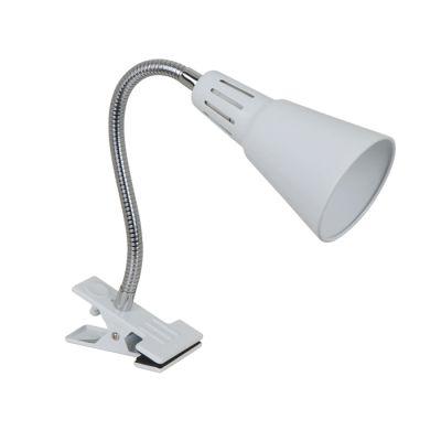 Odeon Light 3386/1WA Подсветка-прищепка Цвет: белый/хром