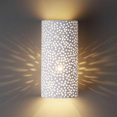 Odeon Light 3546/1W Настенный светильник Цвет: белый гипсовый