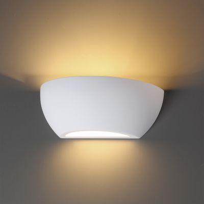 Odeon Light 3551/1W Настенный светильник Цвет: белый гипсовый