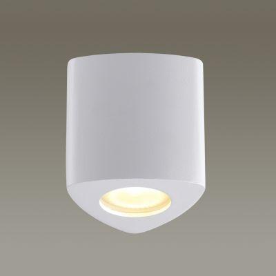 Odeon Light 3574/1C Потолочный накладной светильник Цвет: белый