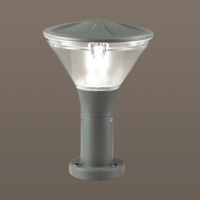 Odeon Light 4046/1B Уличный светильник на столб Цвет: матовый серый